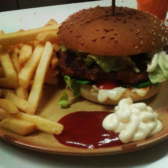 hamburger black angus localetto